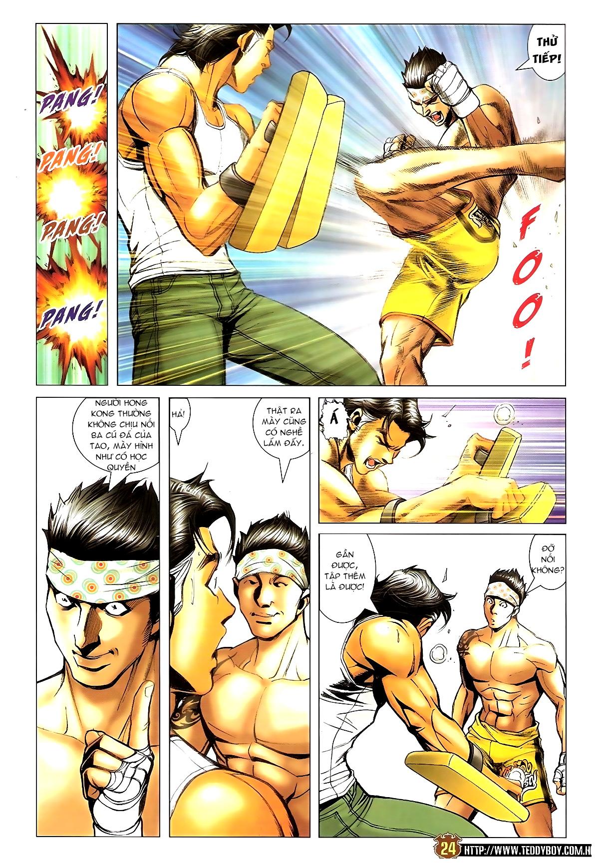 Người Trong Giang Hồ Chap 1391 - Next Chap 1392