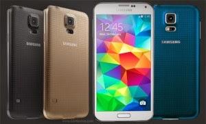 Samsung Luncurkan Galaxy S5 Plus dengan Chipset Snapdragon 805