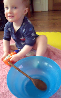 Waterplay Sensory Play for Babies