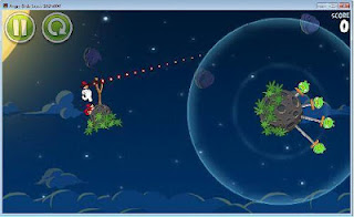 Angry Birds Space Portable pc game