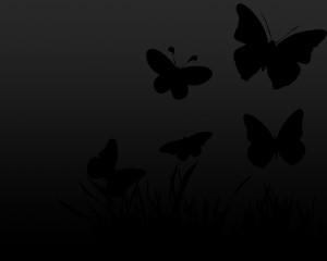 Black Desktop Wallpaper