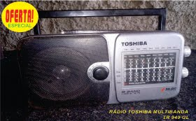 Rádio Toshiba Multibanda