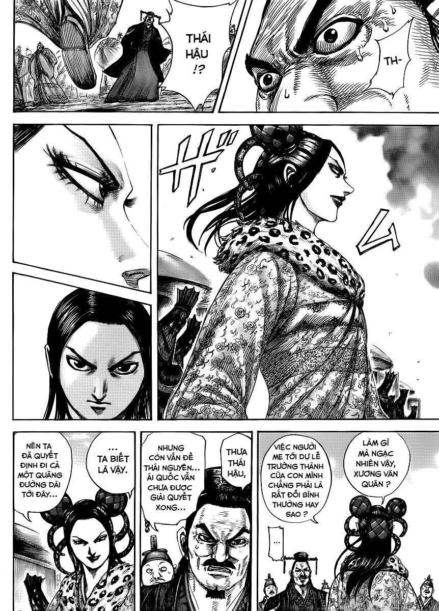Kingdom - Vương Giả Thiên Hạ Chapter 411 page 13 - IZTruyenTranh.com