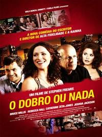 O Dobro ou Nada Dublado Rmvb + Avi DVDRip