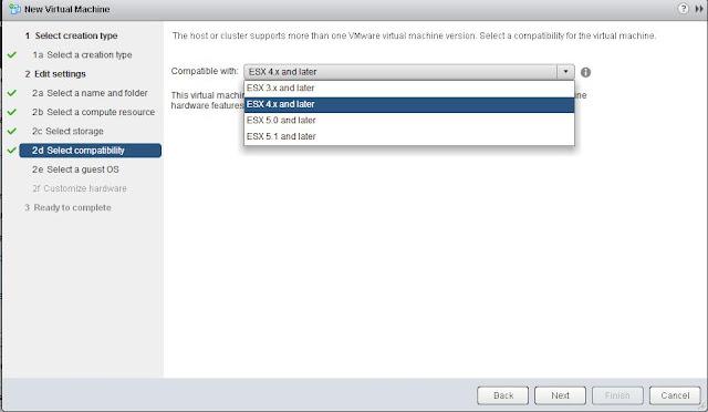vSphere 5.1 - Understanding VMware Virtual Machine Compatibility