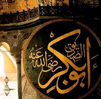 Pidato Pertama Abu Bakar As Siddiq
