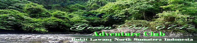 Green Day 6742 Adventure Club ( Jungle Journey ) Bukit Lawang North Sumatera Indonesia