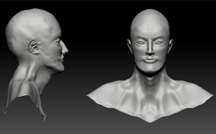 BUSTO_VOLUME TEST01