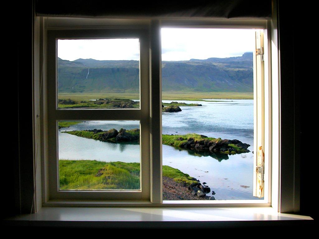 Reflexiones una ventana abierta una nueva visi n una for The ventana