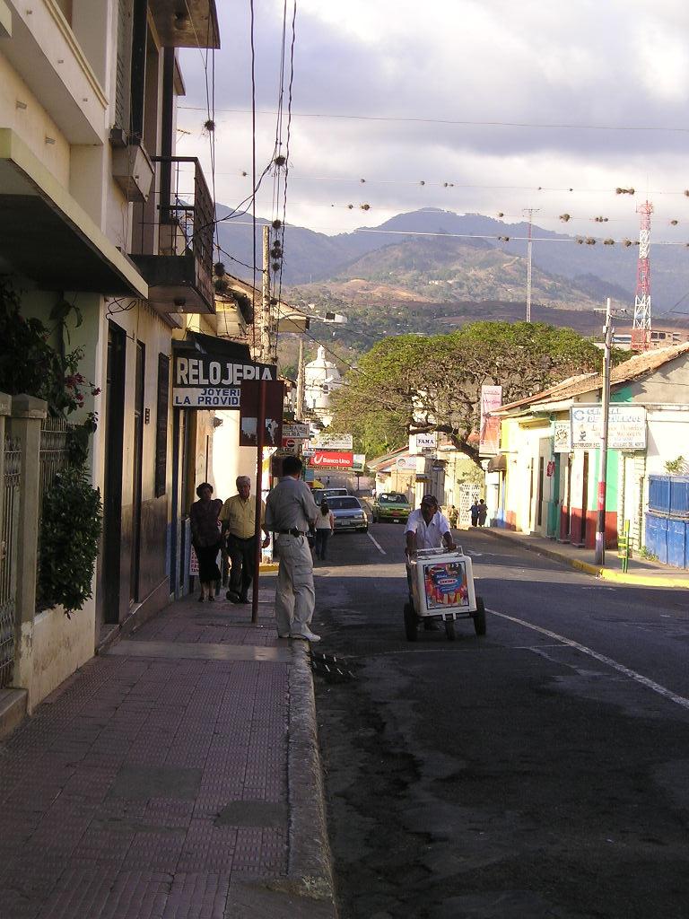 Entornos Nicaragua Volc 225 N Y Frontera Matagalpa