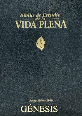 Biblia De Estudio De La Vida Plena-Génesis-