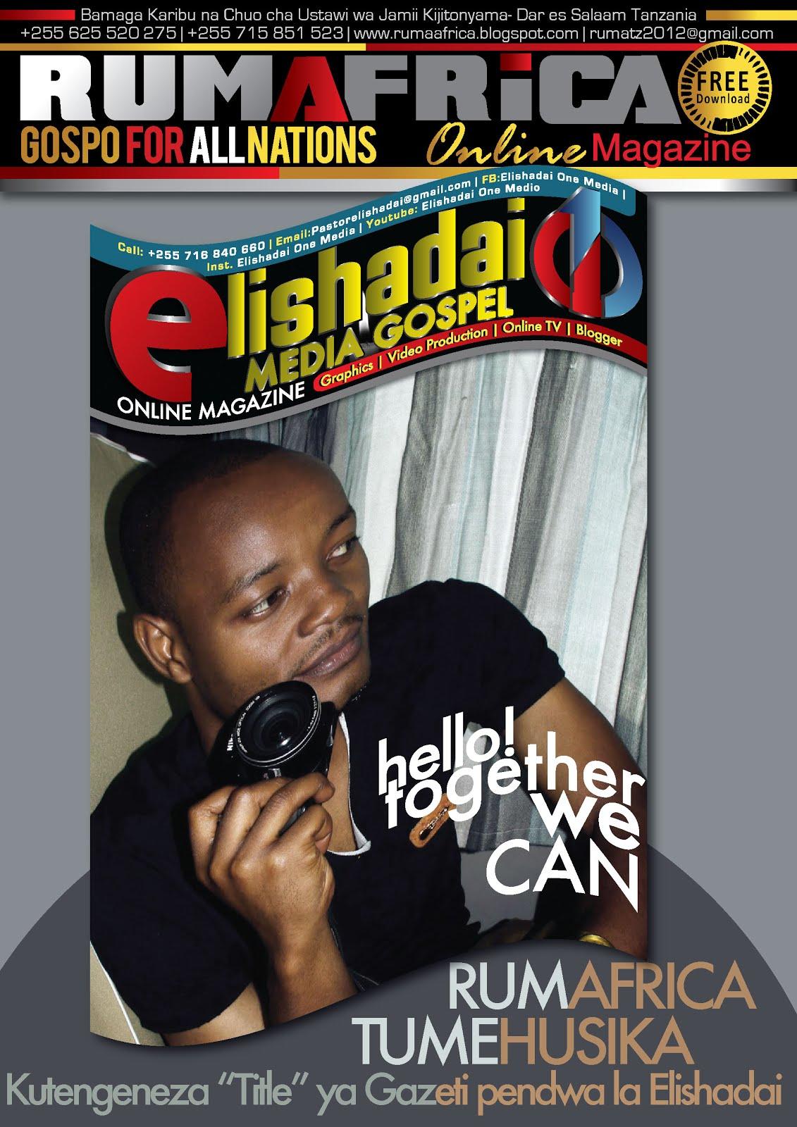 ELISHADAI Magazine