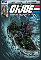 G.I. Joe: A Real American Hero #188 Cover