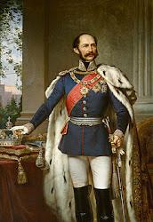 Massimiliano II° di Baviera.