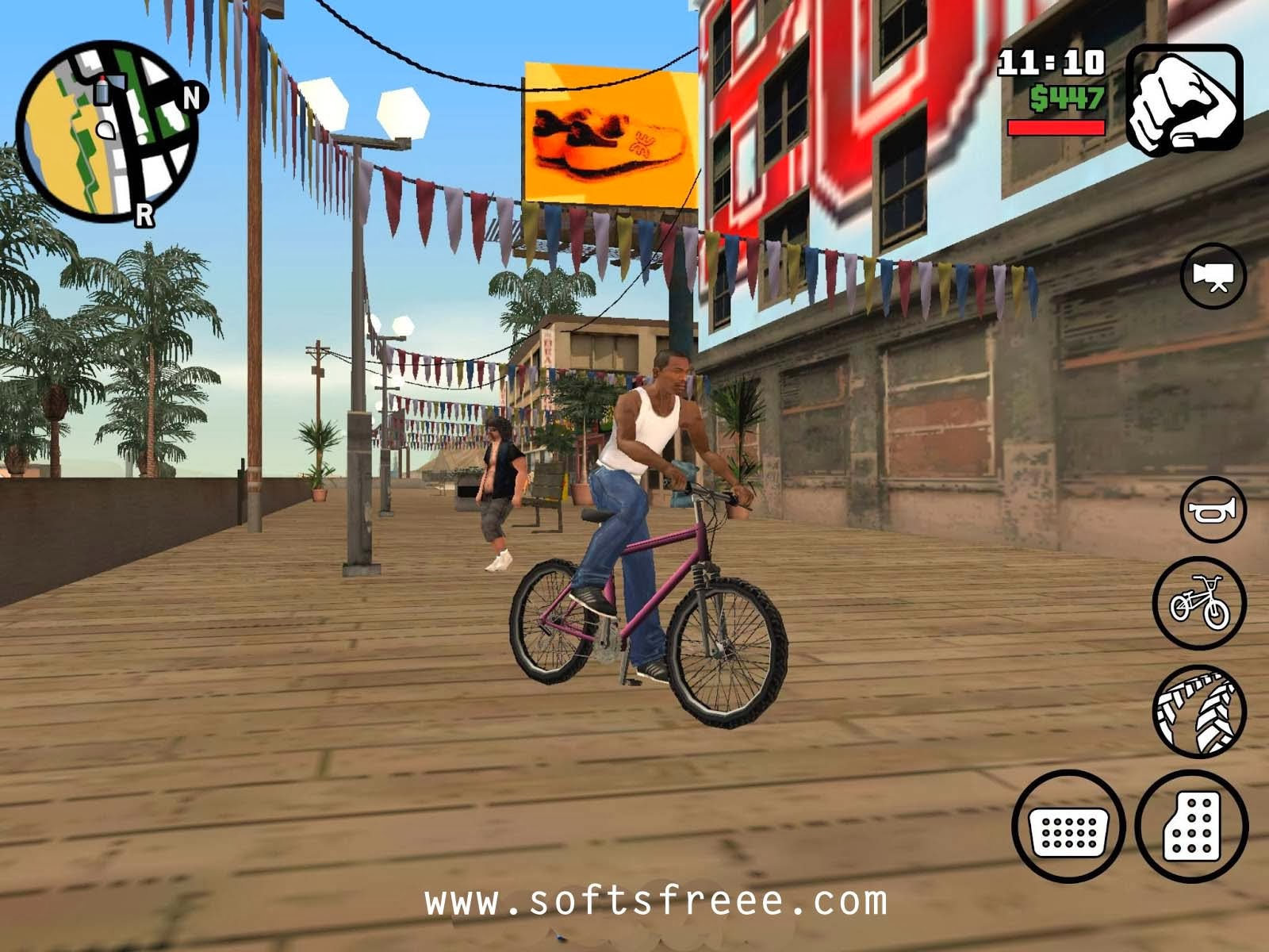 [Free Download] Grand Theft Auto San Andreas Apk + Data ...