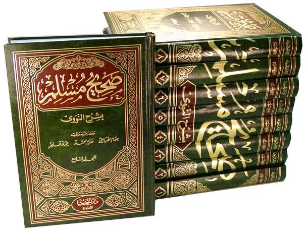 شرح صحيح مسلم للإمام النووي (ط. المصرية القديمة )