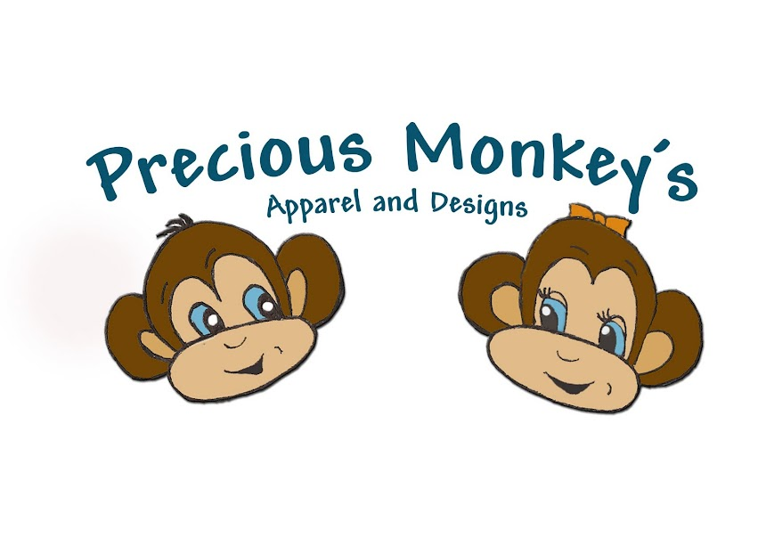 Precious Monkey's Apparel and Designs