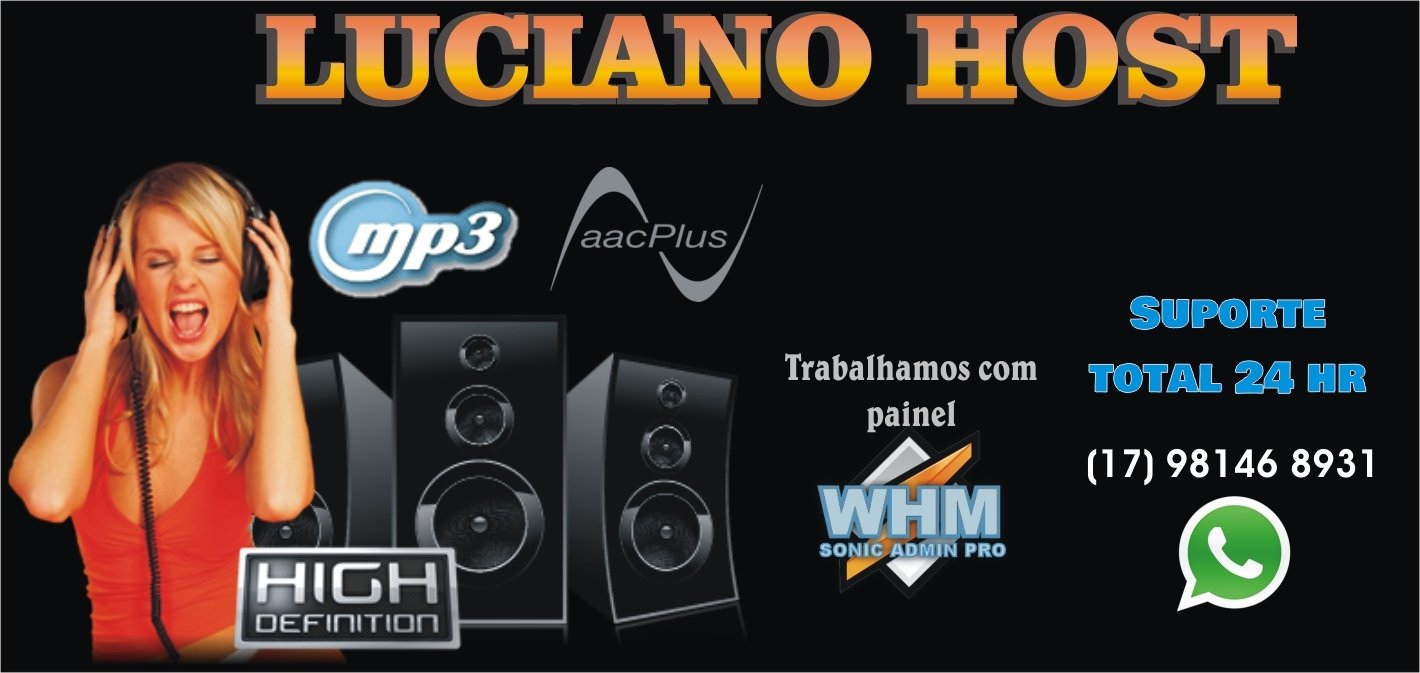 LUCIANO HOST
