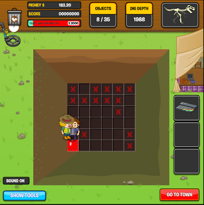 Big Dig: Treasure Clickers upgrades