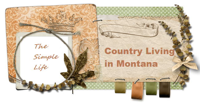 Montana Country Living