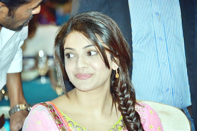 Beautiful & exotic Kajal agarwal at nats telugu sambaralu