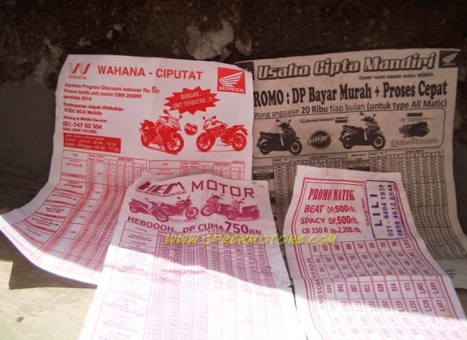 Menaikkan MS Yamaha Mungkin Kudu Belajar Ke Honda