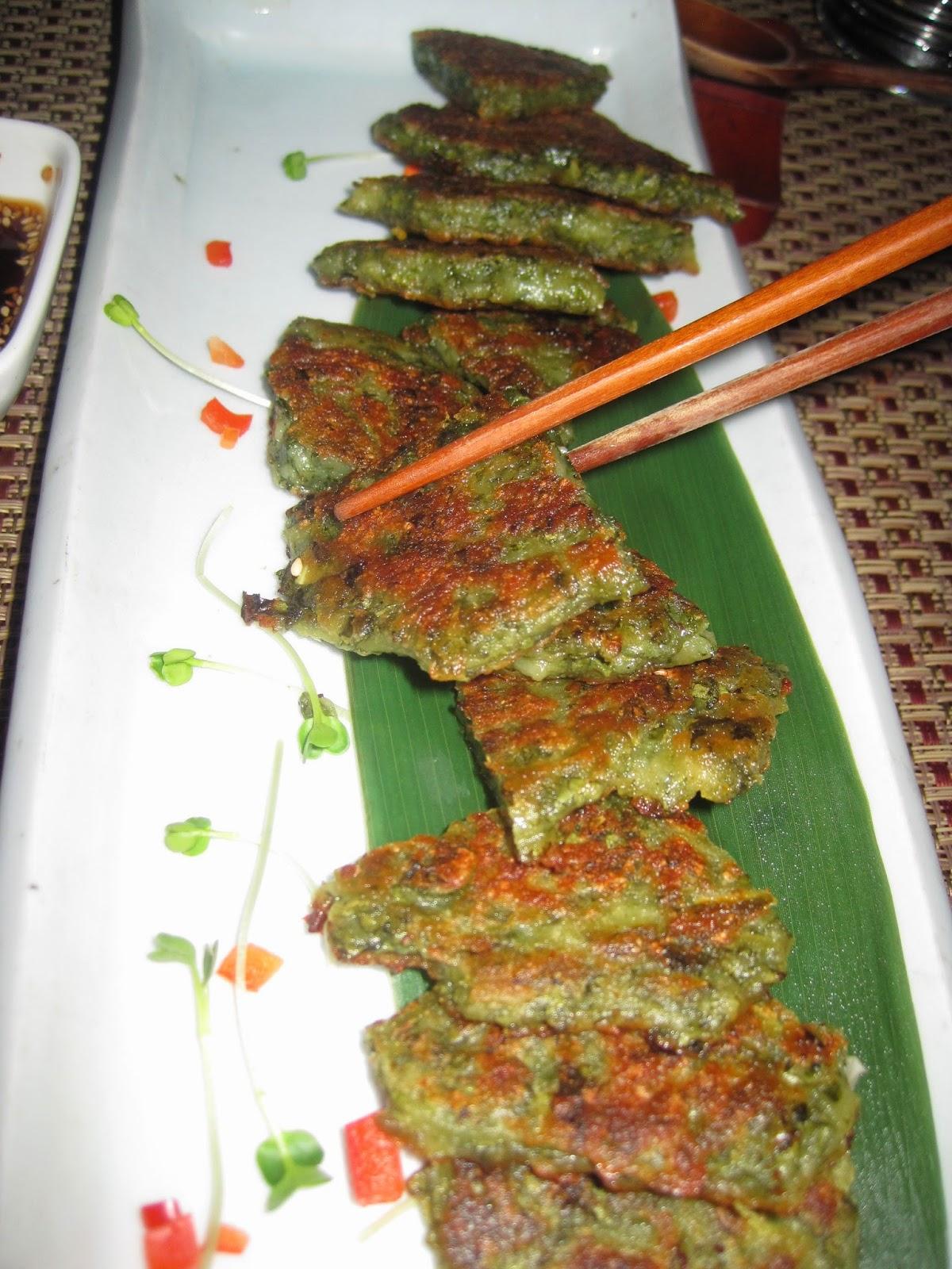 Organic Gluten-Free Kale Pancakes - Veega Vegan Blog