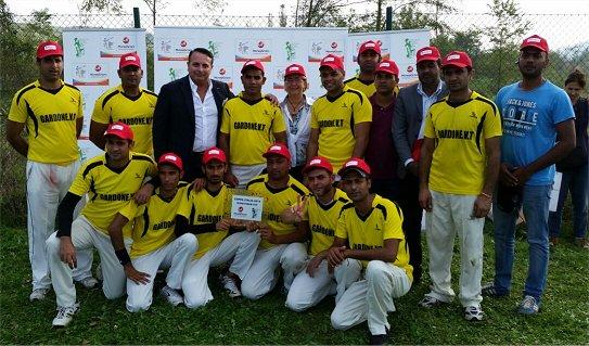 Jinna Brescia Cricket Club 2014