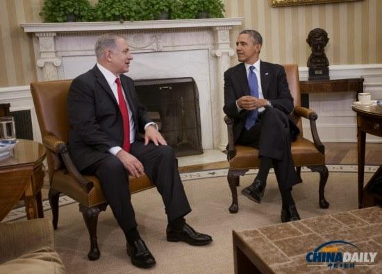 關乎耶路撒冷未來命運的重要新聞: 奧巴馬與以色列總理的會晤 - Omega Ministry - 中國事工