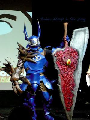 Nimi festival giapponese cosplay