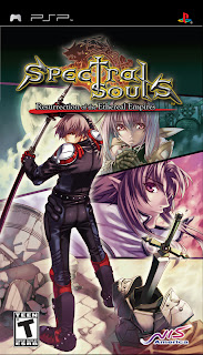 Spectral Souls: Resurrection Of The Ethereal Empires [USA] [Inglés] [PSP] [DF-UL]