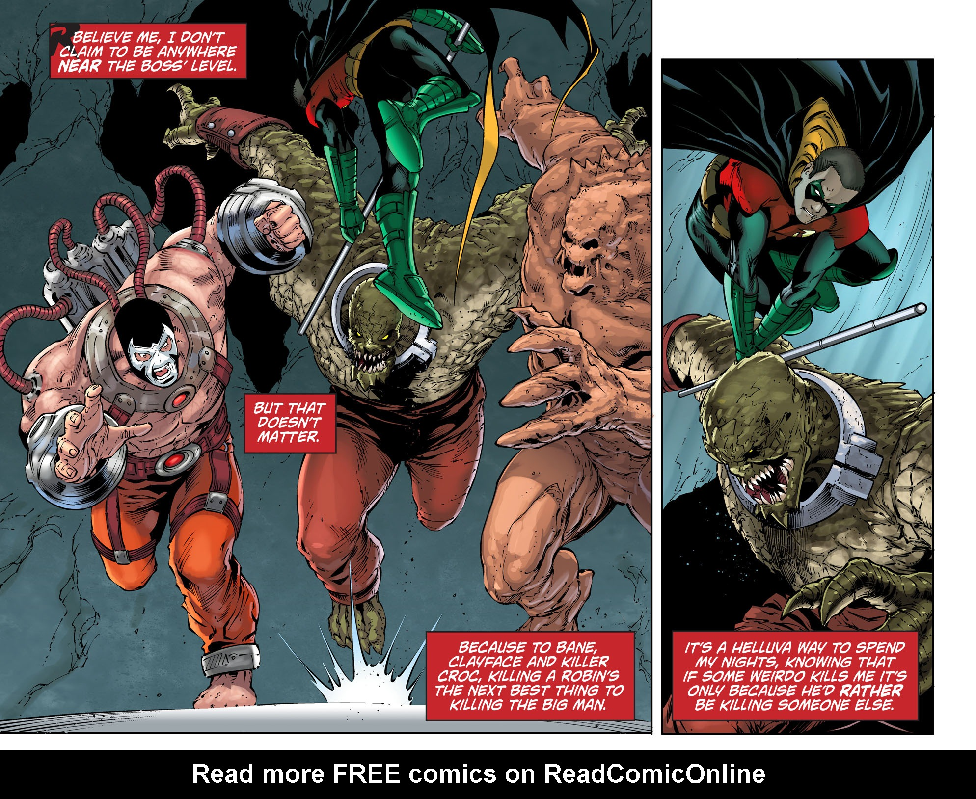 Batman: Arkham Knight [I] Issue #27 #29 - English 5