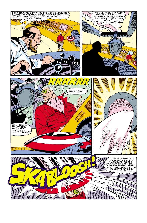 Captain America (1968) Issue #304 #232 - English 9