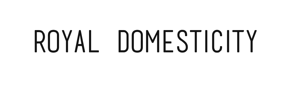 Royal Domesticity - Mommy Blog Philippines | Information, Inspiration and Entertainment