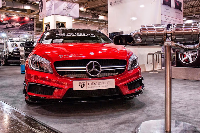 a45 amg chip