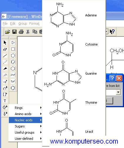 software kimia