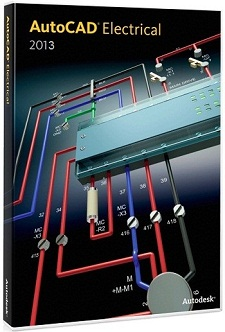 Autodesk AutoCAD Electrical 2013 32 Bits & 64 Bits AutoCAD 2BElectrical 2B2013