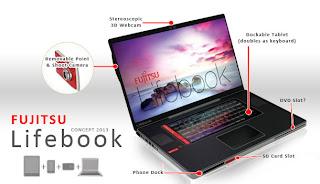 Daftar Harga Laptop Fujitsu Terbaru Bulan Agustus 2013