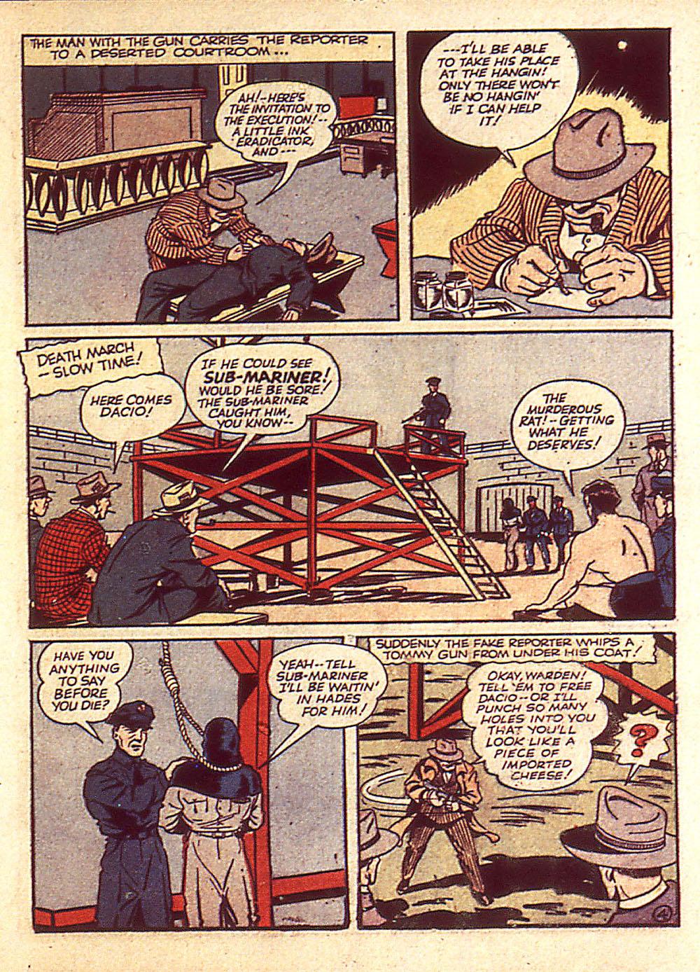 Sub-Mariner Comics Issue #4 #4 - English 28