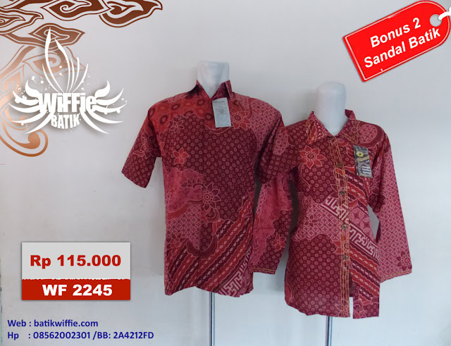 Batik Couple Katun