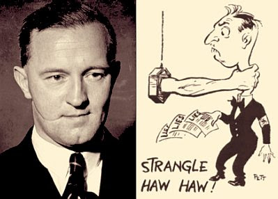 William Joyce, Lord Haw-Haw