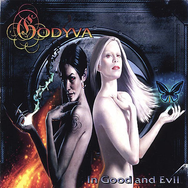 Heavy metal cover girls good and evil