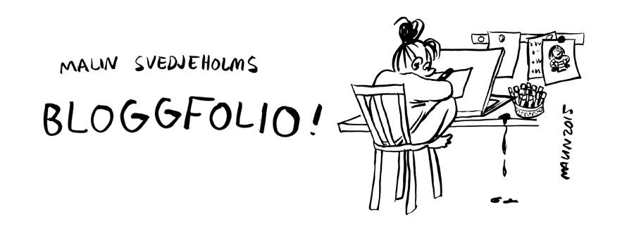 Malin Svedjeholms bloggfolio