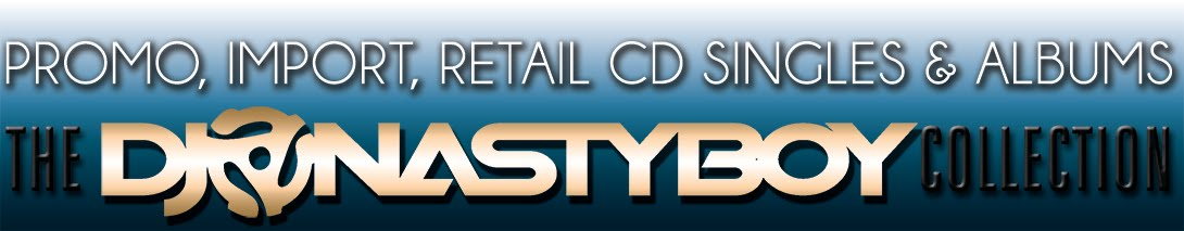 Promo, Import, Retail CD Singles & Albums