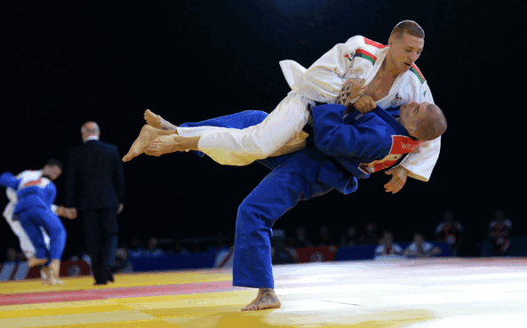 Teknik Dasar Bantingan Uranage - Beladiri Judo