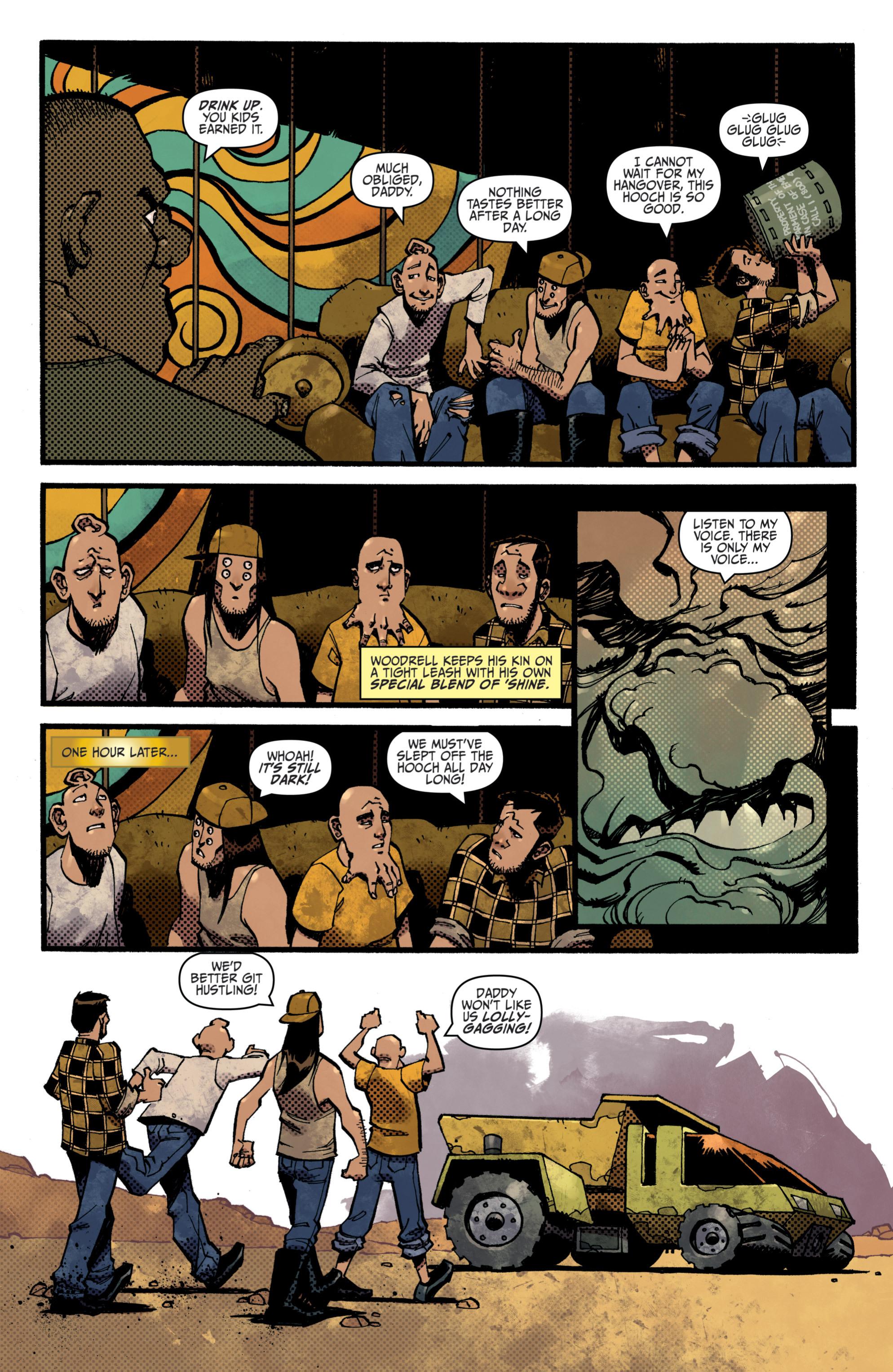 Read online Judge Dredd (2012) comic -  Issue # _TPB 3 - 16