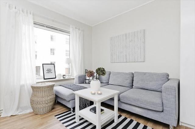 Apartamento 40 metros decorar tu casa es for Como decorar un apartamento de 45 metros