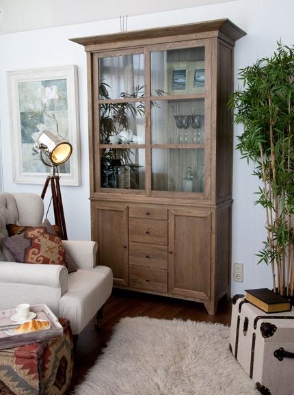 Mi rinc n de sue os vitrinas para el hogar for Casa online muebles para el hogar