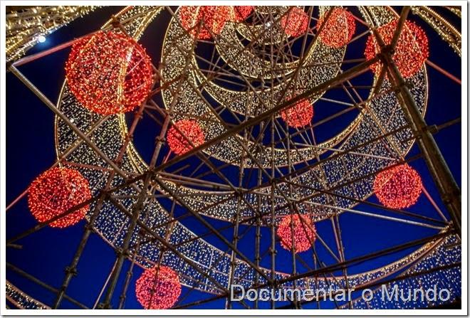 Praça do Comércio; Iluminação de Natal