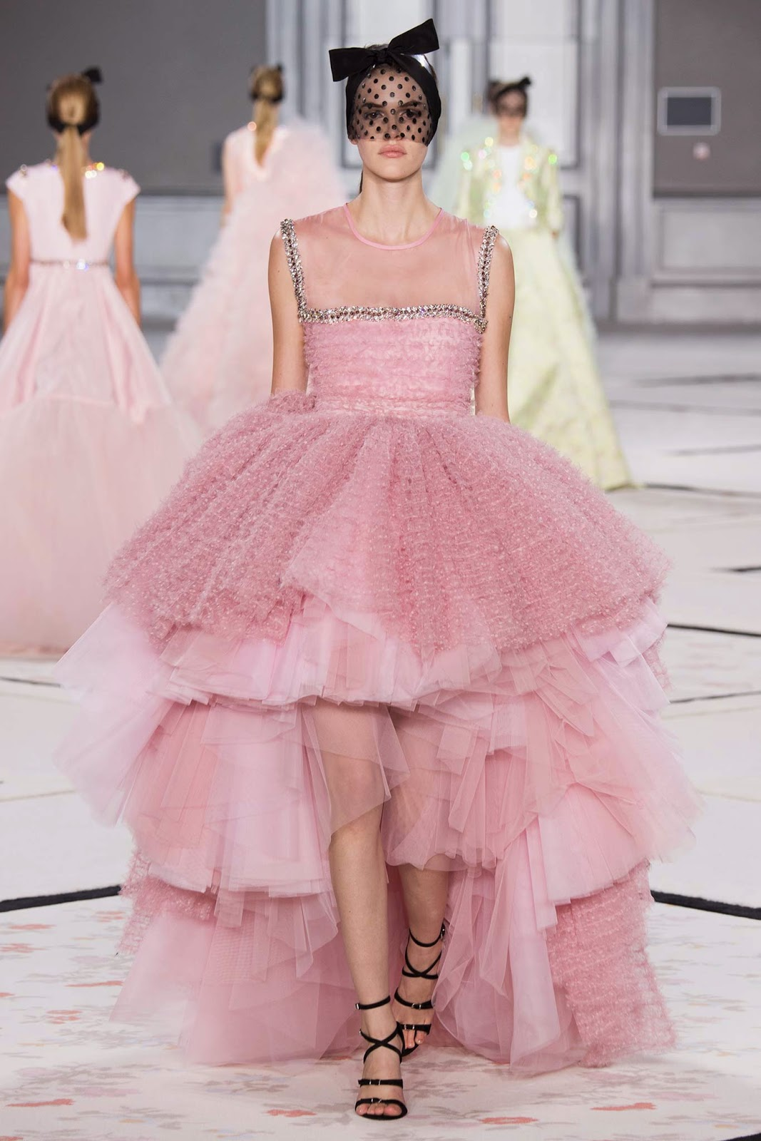 Giambattista Valli Couture Spring 2015 Paris Haute Couture